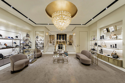 Jimmy Choo Beverly Hills Store