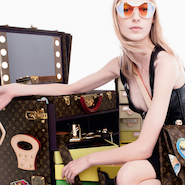 Promotional image for Louis Vuitton Iconoclasts line