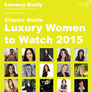 Luxury Women to Watch 2015
