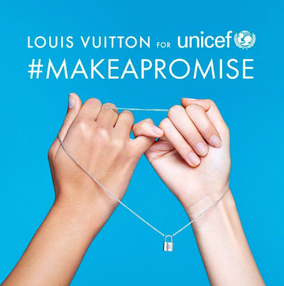 Louis Vuitton UNICEF