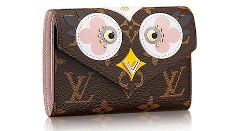 Louis Vuitton's Victorine wallet