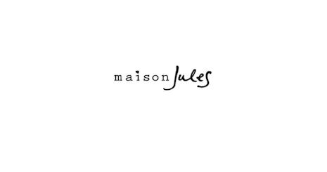 The maison Jules trademark. Image courtesy of Milton Springut