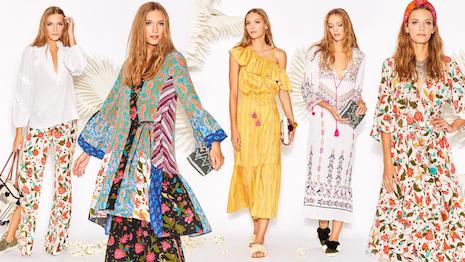 Moda Operandi's spring/summer 2018 collection. The online retailer's CEO is on the 2018 Luxury Women to Watch list. Image credit: Moda Operandi