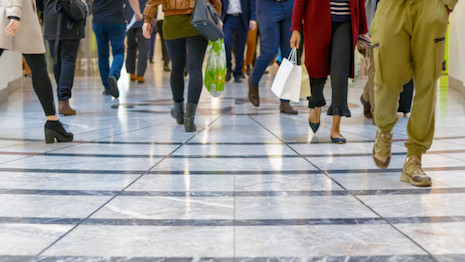 Consumers will vote with their feet. Image credit: Prevedere and iStock