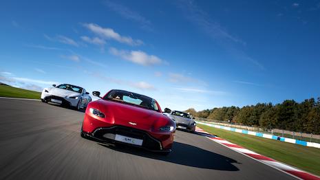 Aston Martin Racing Drivers Club