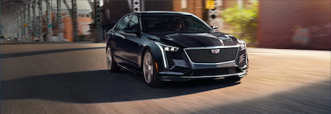 The 2019 Cadillac CT 6 sedan, sold out for this year and potentially tapped out for next. Image credit: Cadillac