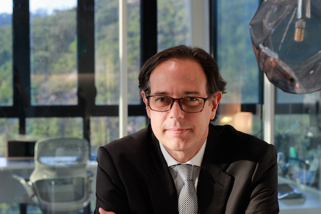 Tim Schlick, chief strategy officer at Platinum Guild International, Hong Kong. Courtesy of Platinum Guild International