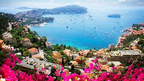 French Riviera: St Jean Cap Ferrat and Villefranche. Image credit: Yotha