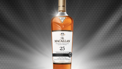 The Macallan 25. Image credit: The Macallan