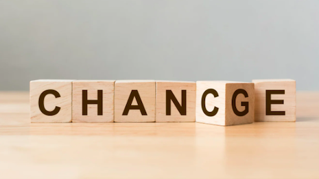 Chance leads to change