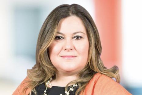 Claudia D'Arpizio, a Bain & Company partner. Image credit: Bain & Company