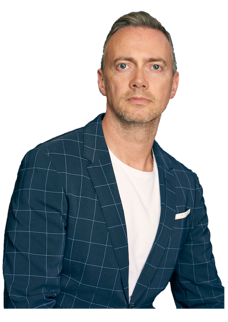 Jon Sharpe is chief creative officer of LuxDeco