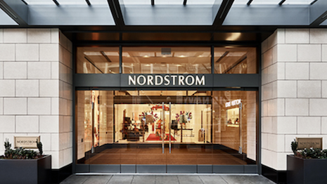Nordstrom plans reopen as luxury retailers struggle during shutdowns. Image credit: Nordstrom