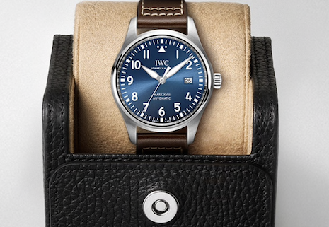 IWC Schaffhausen's new packaging uses 30% less material and 90% less plastic than before. Image credit: Richemont