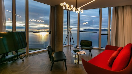 Several members of the Small Luxury Hotels of the World network are offering entire hotel-buyouts for guests who want the whole property to themselves. Image credit: Small Luxury Hotels of the World